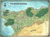 The Border Kingdoms (Digital) $2