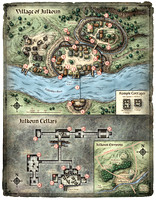 Scourge of the Sword Coast; Village of Julkoun (Digital DM & Player Versions)