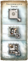 Hall of the Fire Giant King; Map 5 (Digital DM & Player Versions)