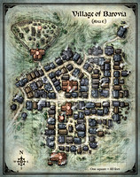 Curse of Strahd; Village of Barovia; (Digital DM & Player Versions)