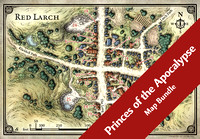 Princes of the Apocalypse Map Bundle (13 Digital DM & Player Maps) $15