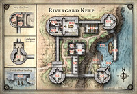 Princes of the Apocalypse; Rivergard Keep (Digital DM & Player Versions)