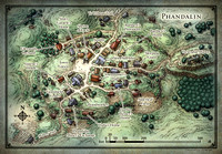 D&D Starter Set Maps