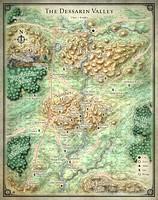 Mike Schley | Forgotten Realms Regional Maps