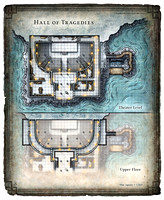 Dungeon Magazine Adventure Maps