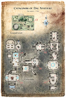 Reavers of Harkenwold; Catacombs (Digital DM & Player Versions)
