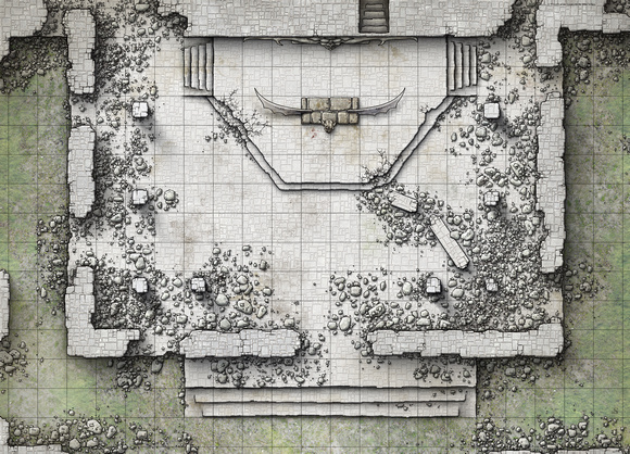 Dungeon #209 - Hidden Shrine of Tamoachan; Encounter 1 (Digital) $2