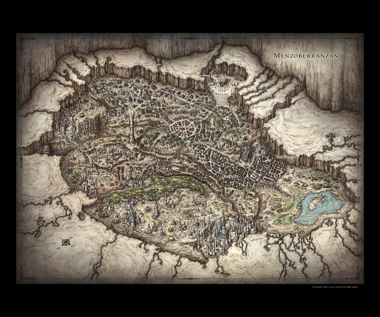 Menzoberranzan | Forgotten Realms Wiki | Fandom powered by Wikia