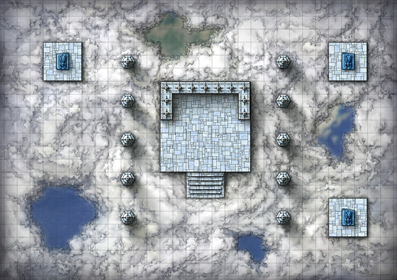Temple of the Sky God: Side A (Digital)
