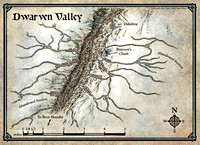 Legacy of the Crystal Shard; Dwarven Valley (Digital DM & Player Versions) $2