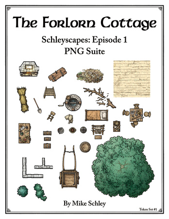 Schleyscapes PNG Suite (Token Set #1) $10