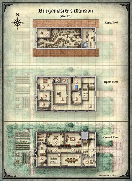 princes of the apocalypse battle maps pdf