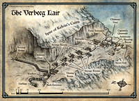 Legacy of the Crystal Shard; Verbeeg Lair (Digital DM & Player Versions) $2